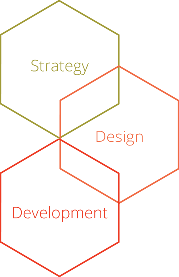 Good design is based on strategy and is an essential part of your digital marketing